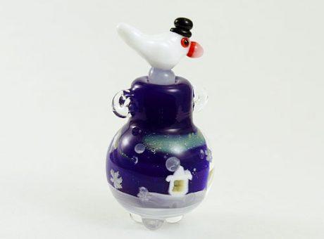 104-W04 波岡恵子 ブンチョウさんボトル2