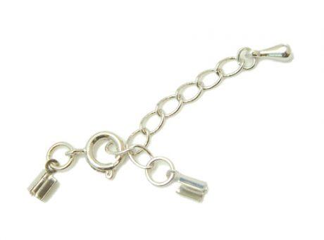 90047 初月MASA キノコ白3個ネックレス(革紐)2