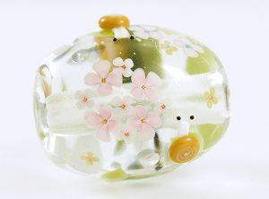 91-A88石川幸・カタツムリと四葩(赤み)