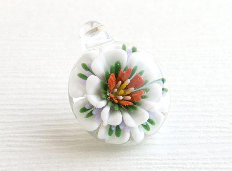 102042 北島知幸 glass flowers フォークローレ