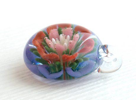 102043 北島知幸 glass flowers 心待ちに2