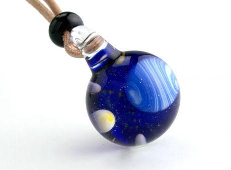 90204 初月MASA 宇宙ネックレス(海王星)
