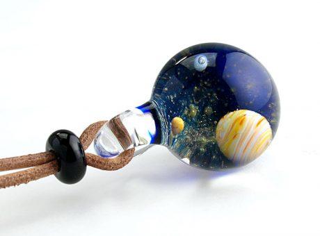 90202 初月MASA 宇宙ネックレス(木星)1