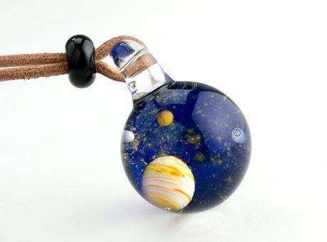 90202 初月MASA 宇宙ネックレス(木星)